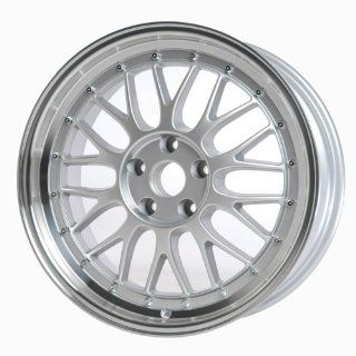 "18"" Subaru Impreza WRX Silver ST8 LM Wheels Set (Set of 4 Rims) Automotive"
