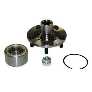 GMB 725 0240 Wheel Bearing Hub Assembly Automotive