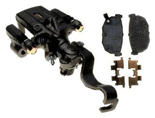 Raybestos RC10583NS Professional Grade Remanufactured, Loaded Disc Brake Caliper Automotive
