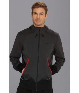 Nike Outdoor Tech Hero Full Zip Hoodie Mens Sweatshirt (Black)