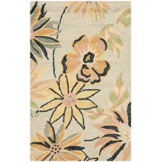 Safavieh Blossom Light Blue / Multi Rug