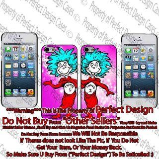 Thing One Thing Two Best Friends Forever Set iPhone 5/5s case Cell Phones & Accessories