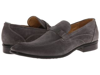 Kenneth Cole Reaction Old West Mens Slip on Dress Shoes (Gray)