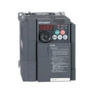Mitsubishi FR E720 330 NA Inverter 240V 7.5kW 10HP Micro VFD  Other Products