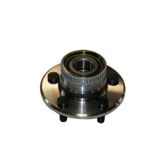 GMB 720 0310 Wheel Bearing Hub Assembly Automotive