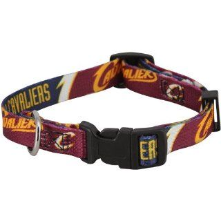 NBA Cleveland Cavaliers Adjustable Pet Collar  Sports & Outdoors