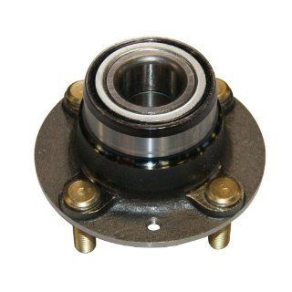 GMB 746 0348 Wheel Bearing Hub Assembly Automotive