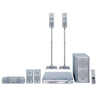 Panasonic SC HT730 5 Disc DVD Home Theater System (Discontinued by Manufacturer) Electronics