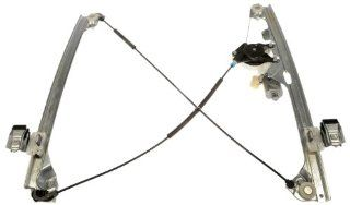 Dorman 741 443 Chevrolet/GMC Front Passenger Side Window Regulator with Motor Automotive
