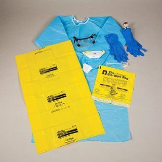 DSS Home Health Chemo Spill Kit Health & Personal Care