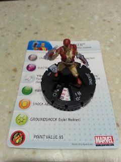 Marvel Heroclix Amazing Spider Man Shocker