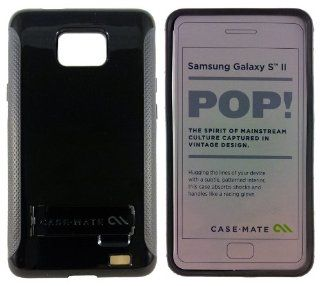 Case Mate POP Case Black / Gray for Samsung Galaxy S2 4G SGH i777 AT&T version only. This case is not compatible with the Galaxy S2 Skyrocket 4G LTE SGH i727. Cell Phones & Accessories