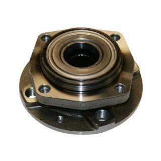 GMB 758 0050 Wheel Bearing Hub Assembly Automotive
