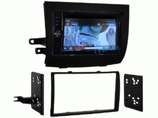 OTTONAVI Toyota Sienna 2004 2010 In dash Double Din Android Multimedia K Series Navigation Radio with Complete Kit  In Dash Vehicle Gps Units  GPS & Navigation