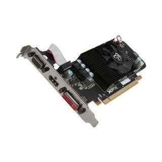XFX R7 240A CLF2 Radeon R7 240 2GB DDR3 128bit Video Card Low Profile VGA/DVI/HDMI Fan Cooler Computers & Accessories