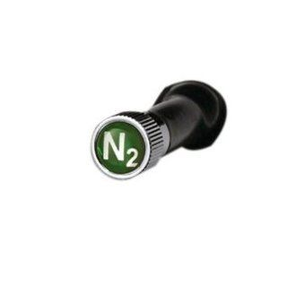 Genuine MINI Cooper Nitrogen Logo Valve Stem Caps Automotive