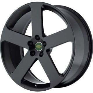 "TSW Redbourne Nottingham Matte Black Wheel (22x9.5""/5x120mm) Automotive"