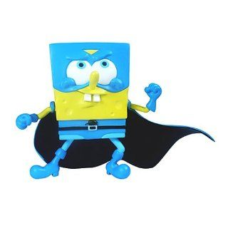 SpongeBob SquarePants Superhero SpongeBob Mini Figure Toys & Games