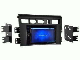 OTTONAVI Kia Amanti 2007 2009 In Dash Double Din Android Multimedia K Series navigation Radio with Complete Kit  In Dash Vehicle Gps Units  GPS & Navigation