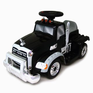 New Star Mack Truck Battery Powered Riding Toy   Battery Powered Riding Toys