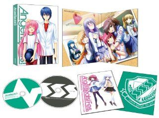 Angel Beats  5 [w/ CD, Limited Release] [Blu ray] Aniplex Movies & TV