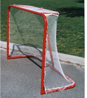 Goal Sports Heavy Duty Steel Street Hockey Goal   4 x 6 ft.   Hockey Goals
