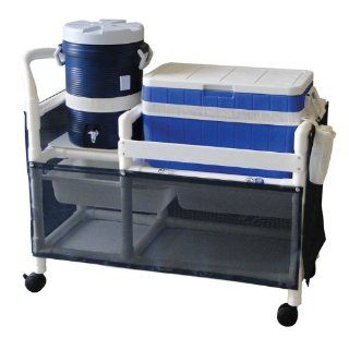 MJM International 830 Hydration Cart  Maintenance Carts