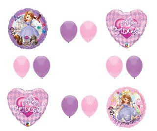 Disney's SOFIA THE FIRST PRINCESS Happy Birthday PARTY Balloons Decorations Supplies Toys & Games