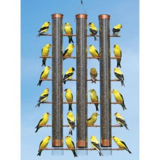 Finches Favorite 3 Tube Bird Feeder   Bird Feeders