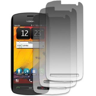 EMPIRE Nokia 808 PureView 3 Pack of Matte Anti Glare Screen Protectors [EMPIRE Packaging] Cell Phones & Accessories
