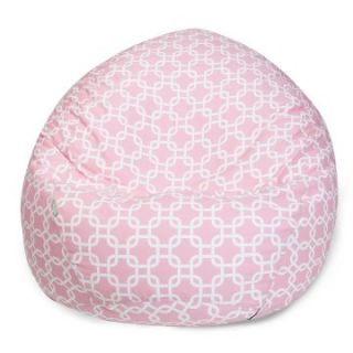 Majestic Home Goods Links Small Bean Bag   Bean Bags
