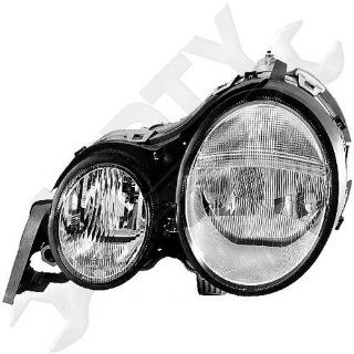 HELLA H11390011 Mercedes Benz E Class W210 Driver Side Headlight Assembly Automotive