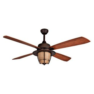 Ellington E MR56ESP4C1 Morrow Bay 56 in. Outdoor Ceiling Fan   Espresso   Ceiling Fans