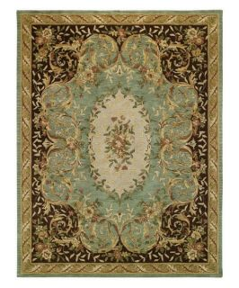 Capel Rugs Evelyn Area Rug   Light Turquoise   Area Rugs