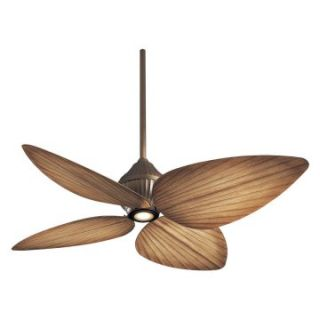 Minka Aire F581 ORB Gauguin 52 in. Indoor / Outdoor Ceiling Fan   Oil Rubbed Bronze   Outdoor Ceiling Fans