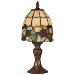 Dale Tiffany Bitsy Grape Accent Lamp   Table Lamps