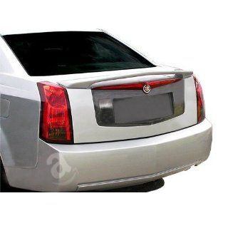Cadillac CTS Spoiler WA816K Silver Green Met Automotive