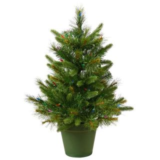 Vickerman 2 ft. Cashmere Pine Christmas Tree   Artificial Christmas Trees