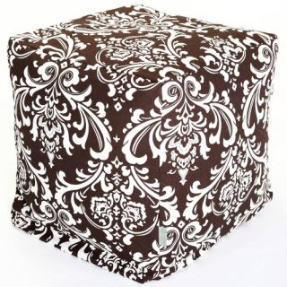 Majestic Home Goods 17 x 17 x 17 Small Cube   Ottomans