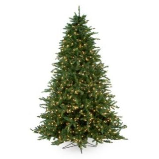 Layered Highlands Pine Pre lit Christmas Tree   Christmas Trees