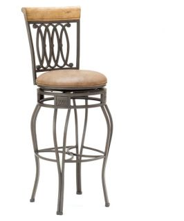Montello Swivel Counter Stool Desert Tan   Bar Stools