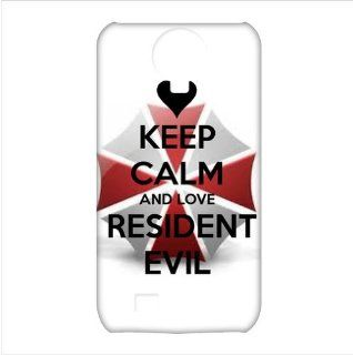 Best Resident Evil Logo 3D Cases Accessories for Samsung Galaxy S4 I9500 Cell Phones & Accessories
