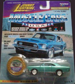 Johnny Lightning Limited Edition Muscle Cars U.S.A. 1969 Plymouth Roadrunner Toys & Games