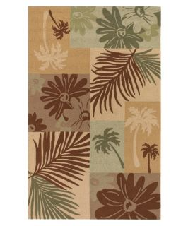 Surya Kaui KAU 1007 Area Rug   Brown   Area Rugs