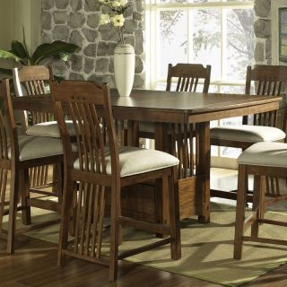 Somerton Dwelling Craftsman Counter Height Table   Dining Tables