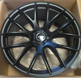 "22"" Onyx Wheels For BMW E53 E70 E71 X5 X6 X drive Set of 4 rims Automotive"