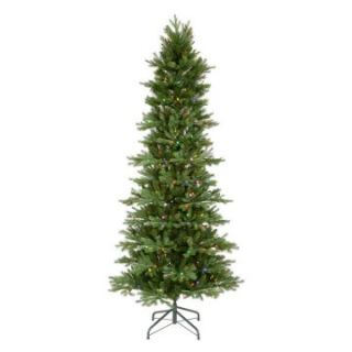 Tustin Slim Fraiser Pre lit LED Christmas Tree   Christmas Trees