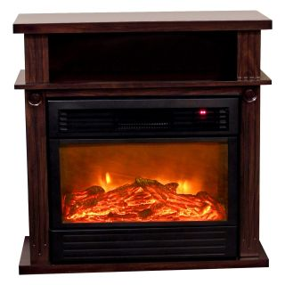 Yosemite Home Decor 32 in. Manchester Electric Fireplace   Electric Fireplaces