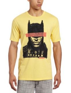 JUNK FOOD CLOTHING Men's Batman Mug Shot T Shirt at  Men�s Clothing store Fashion T Shirts