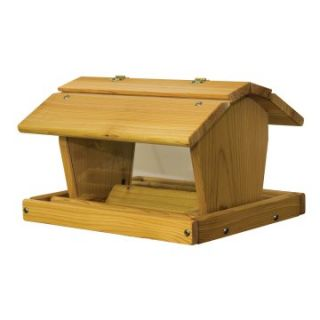 Stovall Large Barn Bird Feeder   Bird Feeders